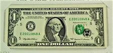 2001 (E) One Dollar Millennium TRINARY NOTE - $1 RICHMOND * 80 *