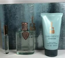 Shawn Mendes Signature 3 Piece Gift Set Unisex Perfume 3.4 oz + Mini + Lotion