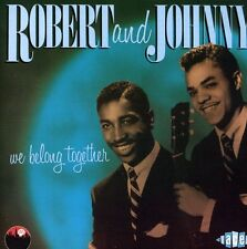 Robert & Johnny - We Belong Together [New CD] UK - Import