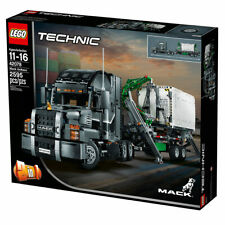 Lego Technic Mack Anthem Set 2595 Pieces (42078) - Brand new - slight box damage