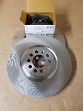 Front brake PADS & DISCS KIT 312mm  Golf 4 Bora Leon Octavia A3 TT Genuine VW
