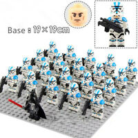 20X STAR WARS Clone Troopers Storm troopers MiniFiguren Fit LEGO Kind Spielzeuge