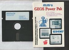 Commodore 64-128 - GEOS Power Pak - IDG - 5.25 inch Disk