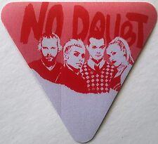 * No Doubt * - Satin Backstage Pass - 2002 Tour - Excellent - Gwen Stefani