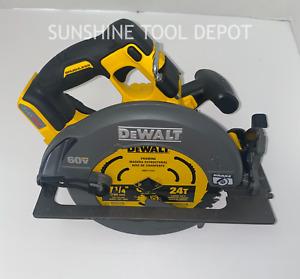 "Dewalt DCS578B FLEXVOLT® 60V MAX Brushless 7-1/4"" Cordless Circular Saw w/ Brake"