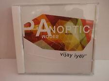 CD ALBUM VIJAY IYER Panoptic modes RG011