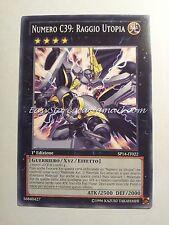 NUMERO C39: RAGGIO UTOPIA SP14-IT022 1a ed ITA - YU-GI-OH - YUGI - YGO