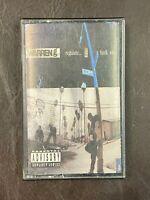 Warren G Regulate G Funk Era cassette tape 1994 ORIGINAL Snoop Nate Dogg gangsta