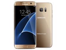 Samsung Galaxy S7 edge SM-G935 - 32GB - Gold Platinum (AT&T) Phone - LCD Dot