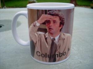 Columbo Advertising photo 11 oz Cup / Mug Christmas Birthday Gift