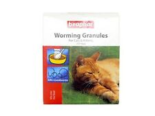 Beaphar Worming Granules for Cats & Kittens 4g 17270