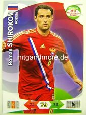Adrenalyn XL - Roman Shirokov - Russland - Road to 2014 FIFA World Cup Brazil