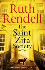 Very Good, [ THE SAINT ZITA SOCIETY BY RENDELL, RUTH](AUTHOR)PAPERBACK, Rendell,