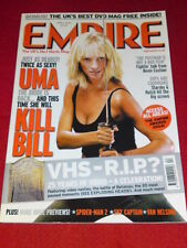 EMPIRE MAGAZINE #178 - UMA THURMAN KILL BILL - April 2004