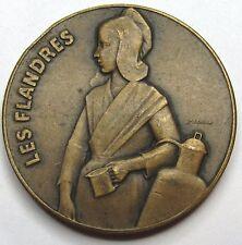 Médaille - Exposition Universelle Bruxelles - 1935 - FLANDRES