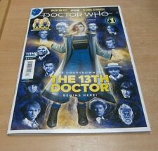 BBC Tales From The Tardis Dr Who Comic Issue 18 Summer 2017 UNREAD