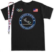 Olympic BEACH VOLLEYBALL Tokyo 2020 Summer Olympic USA Team T Shirt Tank Top