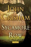 Sycamore Row by John Grisham (2013, Hardcover) First Edition