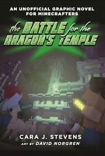 BATTLE FOR THE DRAGON'S TEMPLE NEW PAPERBACK BOOK