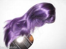 FAITH BJD Doll Wig Size 7-8 Purple