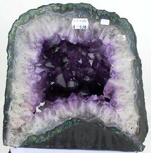 Geoda/Amatista/Geode/Amethyst/Druse/Piedra/Stone/Stein/Crystal/Mineral/Brasil