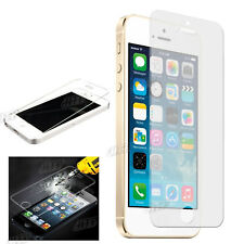 iphone 5S 9H Full Coverage Tempered Glass Film CURVED 3D protection For Apple