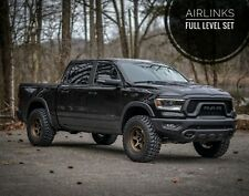 2019 2020 Ram 1500 AIRLINKS FULL Front & Rear Leveling Kit (Air Suspension)