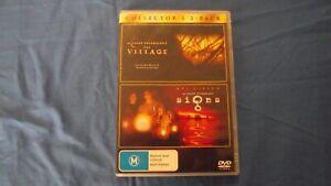 The Village/Signs - DVD - Region 4 - Free Postage