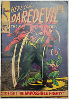 Daredevil #32 VF- 7.5 1967 vs Cobra/Hyde Marvel Silver Age Comics Nice Copy!!