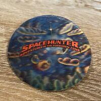 Spacehunter Adventures In Forbidden Zone Promotional 3-D Lenticular Movie Button