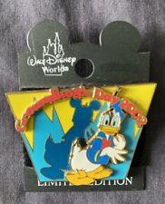 Disney Donald Duck Groundhog Day Pin