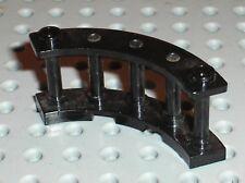 Barriere LEGO PIRATES black Fence Spindled 30056 / Set 7785 6243 10211 7072 7660