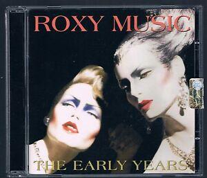 ROXY MUSIC THE EARLY YEARS CD