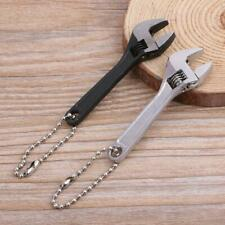 """2.5""""&4"""" Mini Metal Wrench Adjustable 0-10mm Jaw Spanner New Hand Wrenches L1X5"""