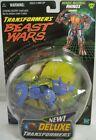 Transformers Beast Wars Rhinox Transmetals Blue Fox Kids Redeco Rhino Robot MOC