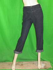 LE JEAN DE MARITHE FRANçOIS GIRBAUD T 36 38 W 28 Pantalon pantacourt jean jeans