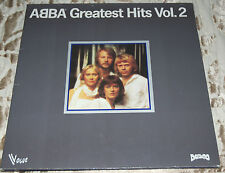 ABBA Greatest Hits Vol 2 Original VINYL LP Vogue VG 407 508580