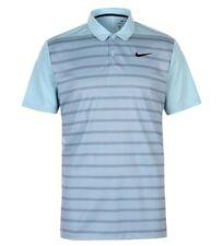 Nike Graphix Herren Golf Polo Shirt Blau Schwarz alle Größen Neu mit Etikett
