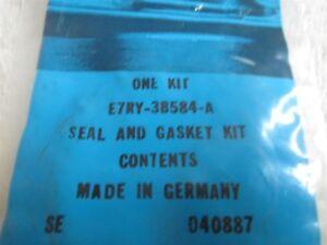 NOS 1988 1989 MERKUR SCORPIO POWER STEERING PUMP SEAL AND GASKET KIT NEW NOS