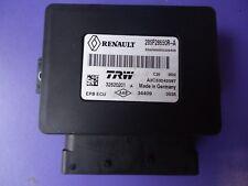 09-15 Renault Scenic MK3 Elektronische Parken Handbremse ECU 285F28650R