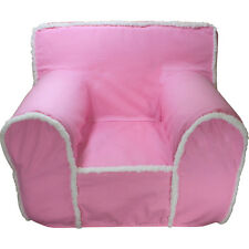 Insert For Anywhere Chair With Pink With Sherpa Trim Cover Small