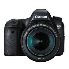 Canon EOS 6D Digital SLR Camera 20.2 MP with 24-105mm f/3.5-5.6 STM Lens