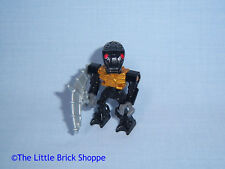 LEGO Bionicle playset minifigure bio015 Barraki MANTAX & accessory from set 8927