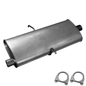 Exhaust Resonator Muffler fits: 2001-07 Caravan Voyager Town&Country 2.4L 3.3L