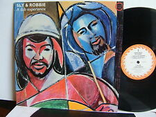 Sly & Robbie - A Dub Experience  IRG 7  UK LP 1st Press 1985  Island