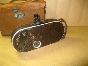 Vintage Bell & Howell Co. Filmo No. 75 Automatic Cine-Camera / Movie Camera