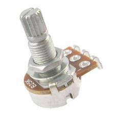 Potentiomètre de guitare de 10x B25K 18mm pour le commutateur audio de