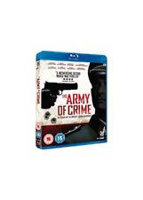 El Ejército de Crimen Nuevo Blu-Ray (OPTBD1689)