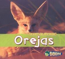Orejas (Encuentra Las Diferencias!) (Spanish Edition)