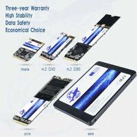 """Dogfish 128GB 250GB 500GB 1TB SSD SATA III mSATA 2.5"""" M.2 Solid State Drives Lot"""